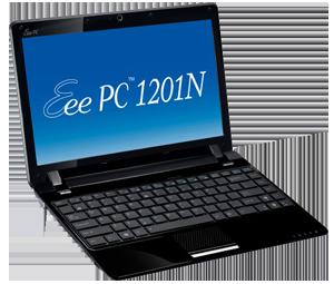 Netbook Asus Eee Pc 1201N